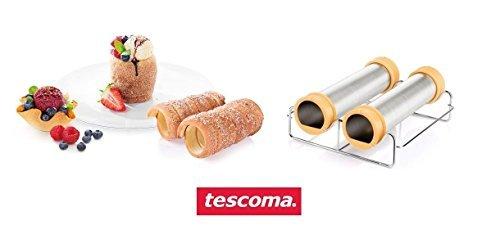 Tescoma Spits for Traditional Chimney cake Trdelnik Prügelkrapfen Baumstriezel by Tescoma