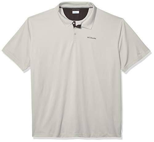 Columbia Men's Utilizer Polo Shirt, cool grey, XL