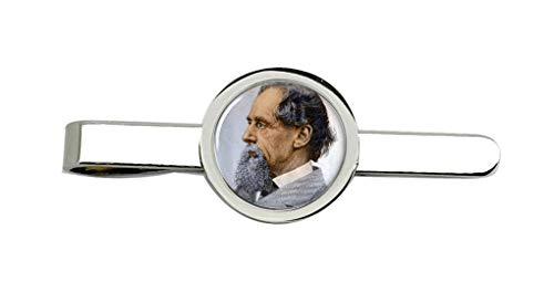 Giftshop UK Charles Dickens Krawatte Clip