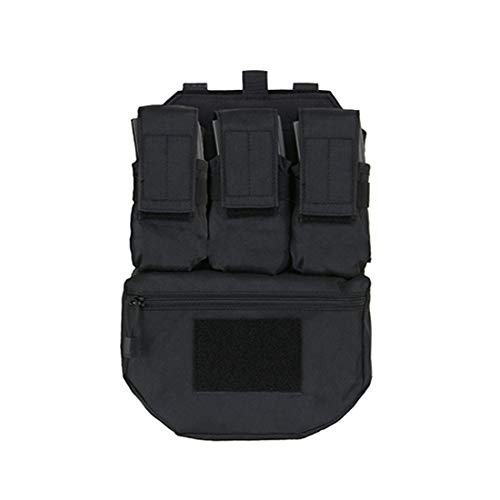 8FIELDS Assault Back Panel Westen Molle Rucksack für Trinkblasen Camping/Airsoft