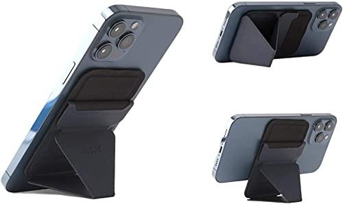 MOFT マグネットスマホスタンド iPhone 12シリーズ専用 MagSafe/MagSafe専用スマホケースに対応