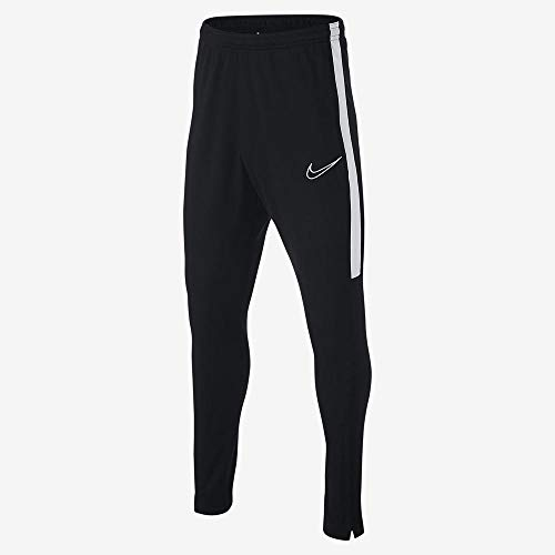 Nike Jungen Dri-FIT Academy Trainingshose, Black White, M