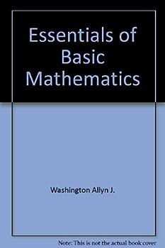 Hardcover Essentials of Basic Mathematics Book