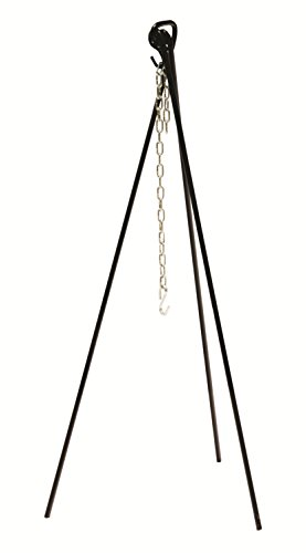 Texsport Campfire Cooking Dutch Oven Tripod and Lantern Hanger