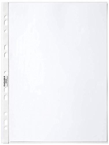 Durable 267219 Prospekthüllen (DIN A4...