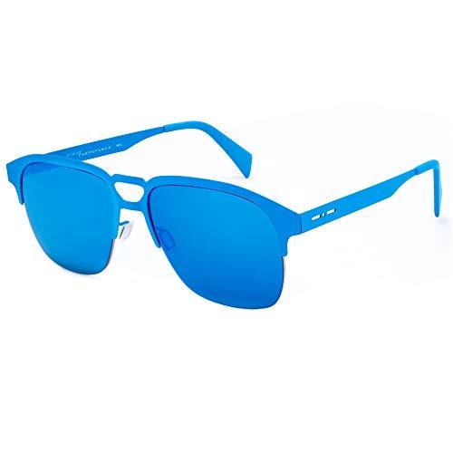 Italia Onafhankelijke mannen 0502-027-000 zonnebril, blauw (Azul), 54.0