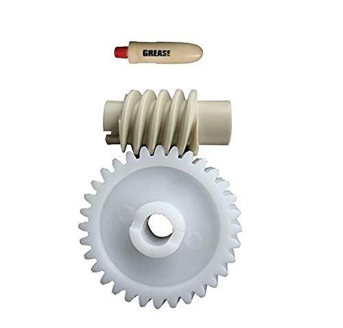 Garage Door Opener Drive Gear + Worm for Sears Chamberlain LiftMaster 41A5021
