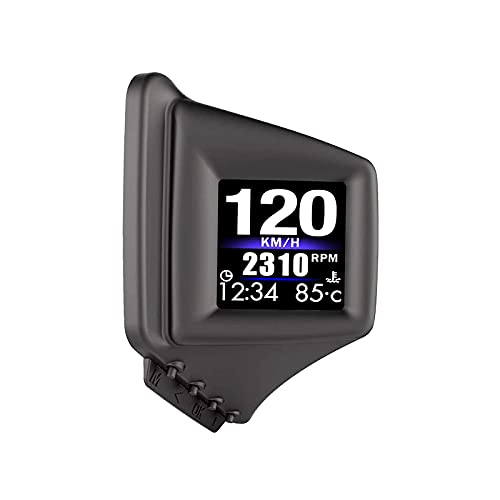 wiiyii Head Up Display, Car HUD P8, OBDII & GPS Dual System, The 1st...