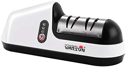 Warsun Electric Knife Sharpener Professional Tool for Kitchen Knife Rechargeable Knife Sharpener product image