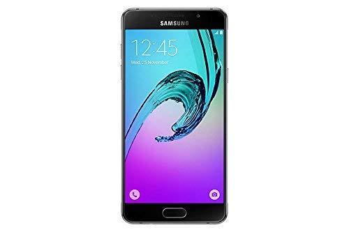 Samsung Galaxy A5 2016 Smartphone LTE, 16 GB, Nero [Versione Italiana] (Ricondizionato)