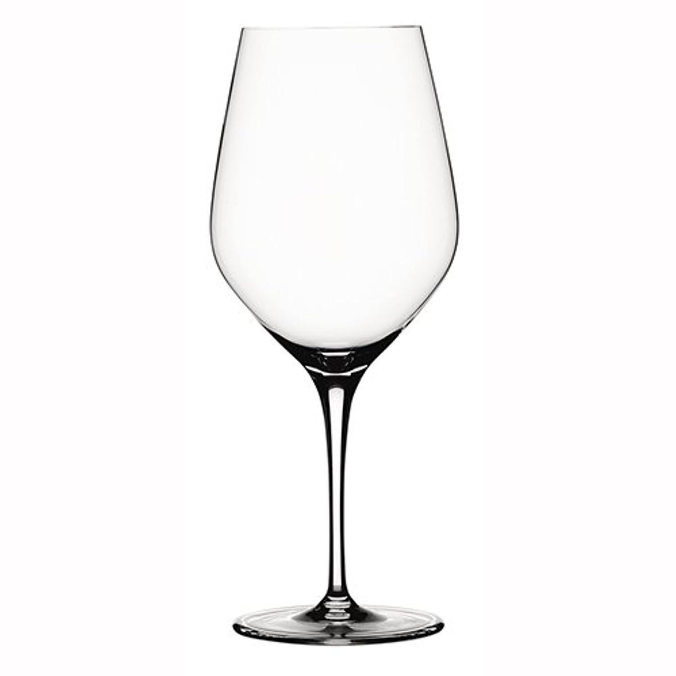 未来ブルゴーニュ蓋シュピゲラウ(Spiegelau) オーセンティス ボルドー 赤ワイングラス 650ml 4400177 4個入