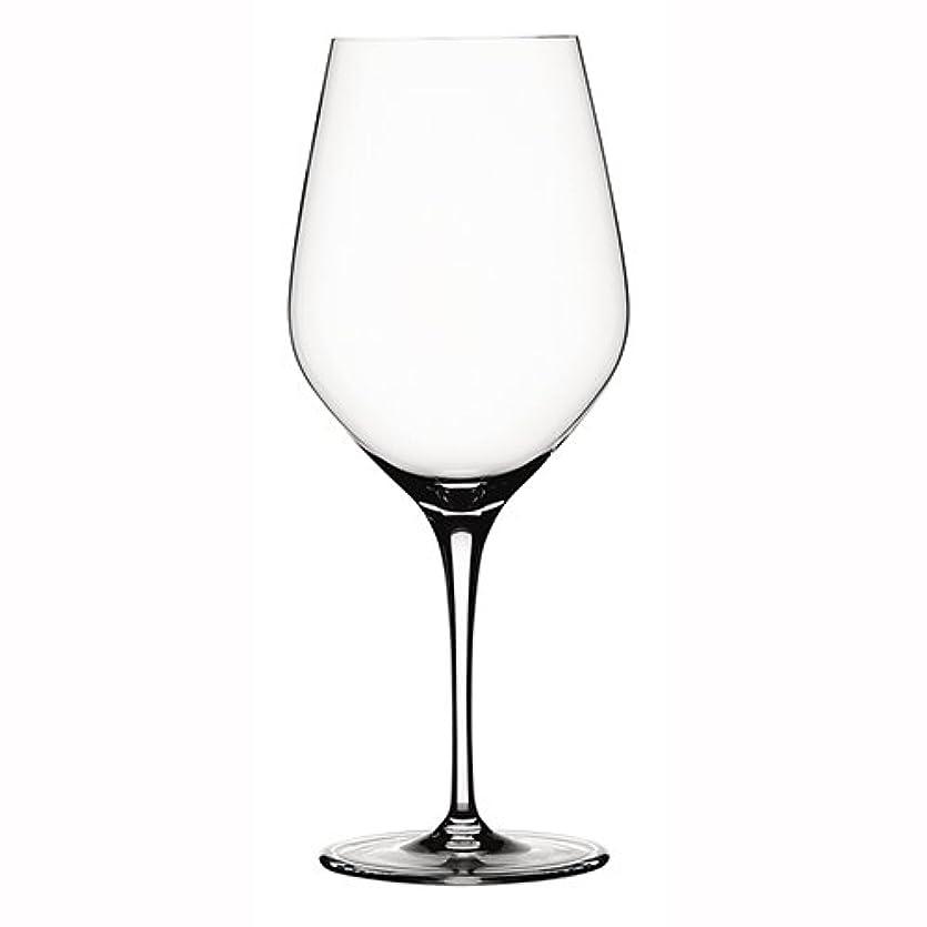 クラウン同行する関与するシュピゲラウ(Spiegelau) オーセンティス ボルドー 赤ワイングラス 650ml 4400177 4個入
