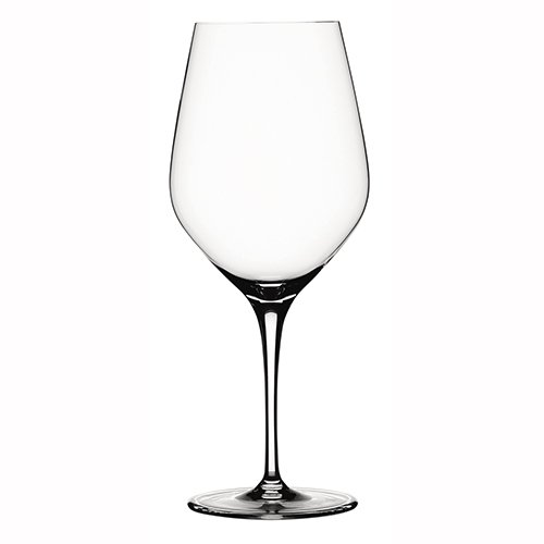 Spiegelau & Nachtmann, 4-teiliges Bordeauxglas Set, Kristallglas, 650 ml, Authentis, 4400177