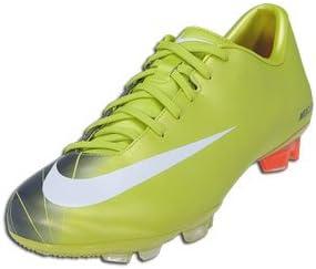 Mula cielo De tormenta  Amazon.com | Nike Soccer Shoes Mercurial Miracle FG (6) Yellow | Soccer