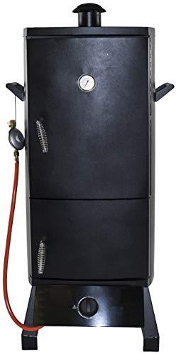 El Fuego Gasgrill, Gas-Smoker - 4