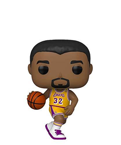 Popsplanet Funko Pop! Sports - NBA - Lakers - Magic Johnson (Lakers Home Jersey) #78