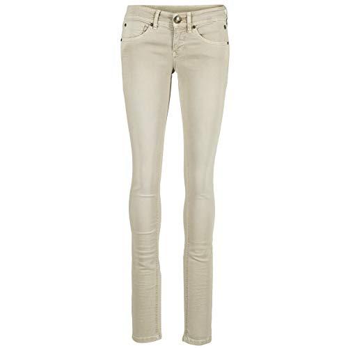 Freeman T Porter Clara Magic Color Stretch - Pantalones Mujer, Beige, W30