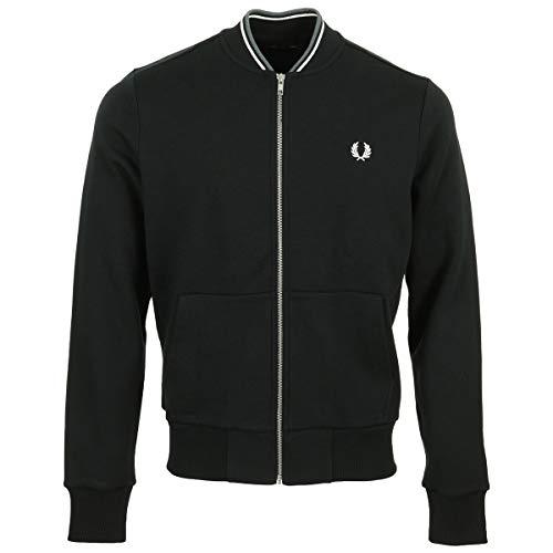 Fred Perry Zip Through Sweatshirt, Sportjackett - L