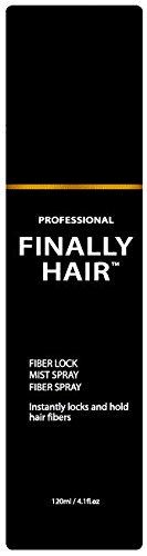 Finally Hair Fiber Lock STRONG Hold…