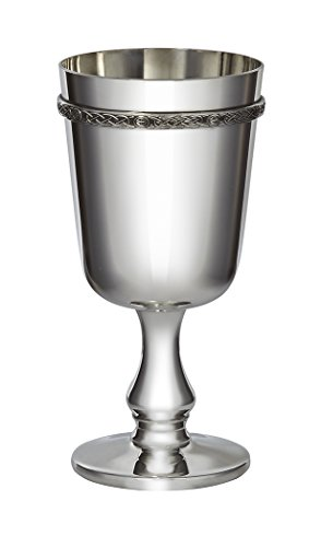 Wentworth Pewter - Celtic Band Pewter Goblet