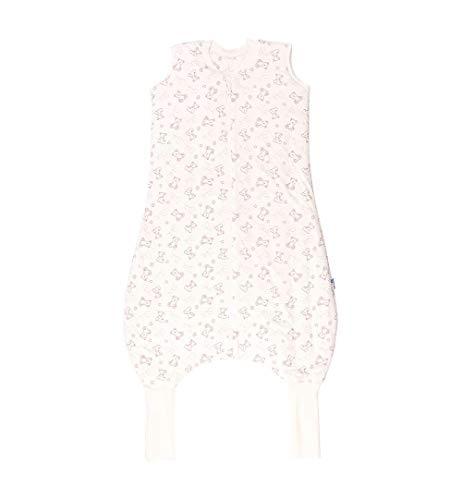 Slumbersac - Saco de dormir con diseño de osos de peluche para bebé (para todo el año, con pies, 2.5 tog, disponible en 4 tallas) multicolor Talla:3-4 años