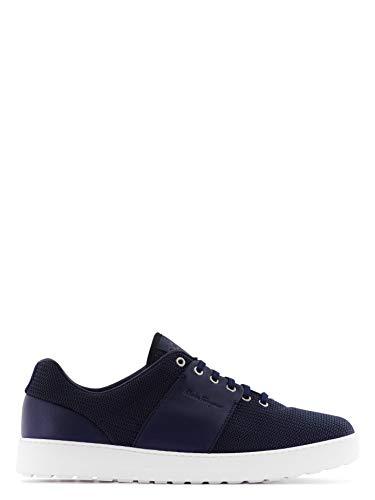 SALVATORE FERRAGAMO Sneaker Furore Deep Blue Nummer 42 (8) Rabbatt -40%