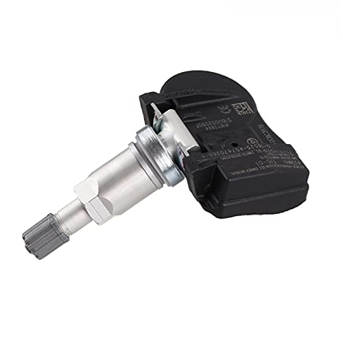 INPET TPMS Sensor de presión de neumáticos Ajuste para Ford Galaxy S-MAX Mondeo 8G921A189KB 8G92-1A189-KB 433M-H-Z Sensores de Repuesto