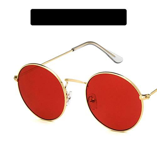 ITFancysweety 3554 Occhiali da Sole sportiviOcean Net Red Occhiali da Sole Driving Personality Color Mirror Design Marchio
