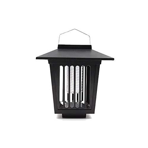 YWLINK Garten Solar Umweltschutz MüCkenlampe Rasen-Moskito-Insekten-Plage Im Freien AufhäNgbar MüCkenschutz