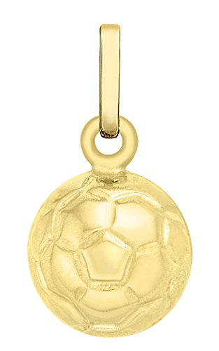 Carissima Gold Fußball Talisman 9 Karat Gelbgold 1.61.4213