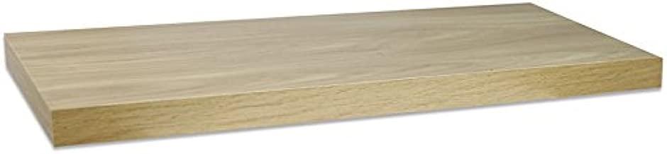 15.00 x 65.00 x 28.00 cm HBT:15x65x28 cm 14 Scomparti Legno Naturale Rialzo in bamb/ù Organizer Ergonomico Relaxdays Supporto per Monitor