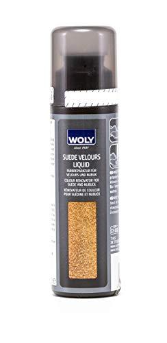 Woly Suede Velour Liquid Stick für Rauleder 75 ml (Dunkelblau)