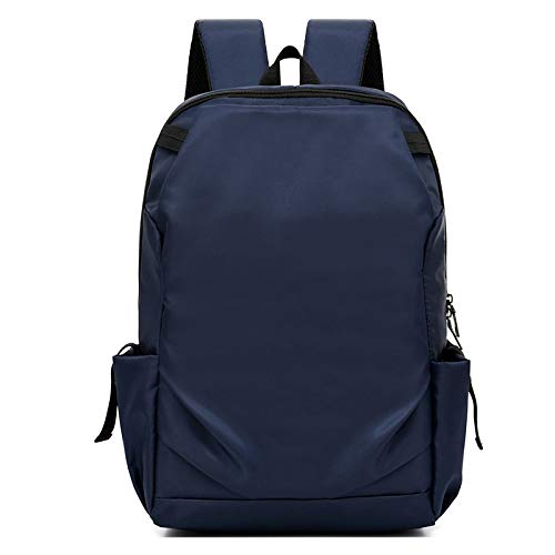 Rucksack Praktischen Rucksack Reise Outdoor-Rucksack Mit Großer Kapazität Rucksack Schultasche Blau 29 * 14 * 48Cm