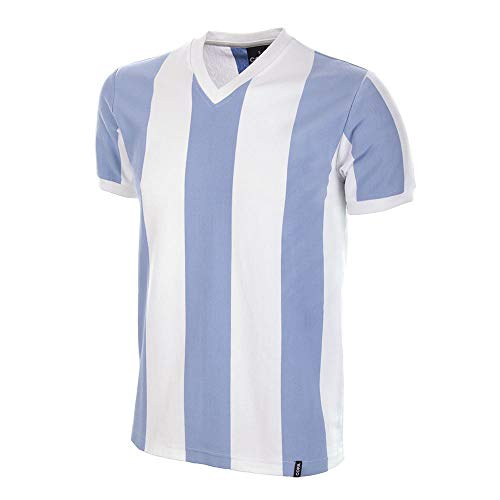 copa Football - Camiseta Retro Argentina años 1960 (M): Amazon.es ...