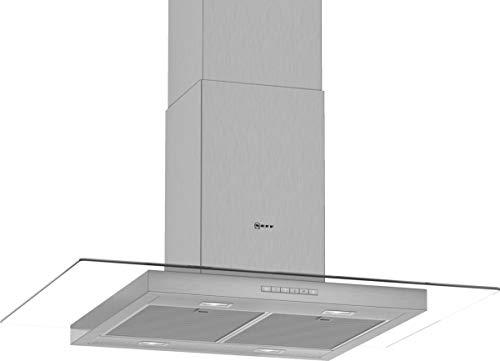 Neff I95GBE2N0 Dunstabzugshaube N50 / Inselhaube / 90 cm / Abluft oder Umluft / Energieeffizienz B