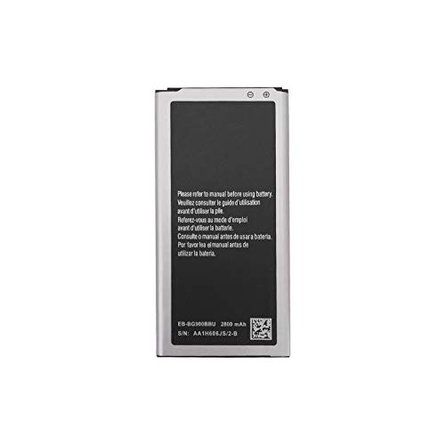 Pattaya Batería EB-BG900BBE EB-BG900BBU compatible con Samsung Galaxy S5 SM-G900F S5 Active (G870A), Galaxy S5 neo (G903F)