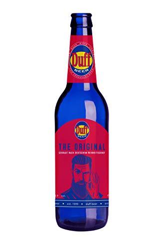 Duff Beer 6er Pack Flasche 330 ml, inkl. Pfand
