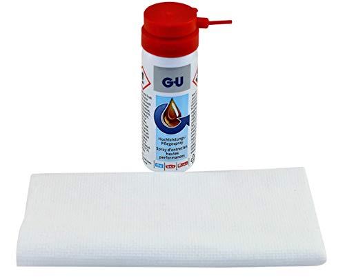 BKS Profilzylinder Pflegespray mit Insektenschutz 50 ml (auch geeignet für Schlösser und Fensterbeschläge) incl. Multitex Reinigungstuch