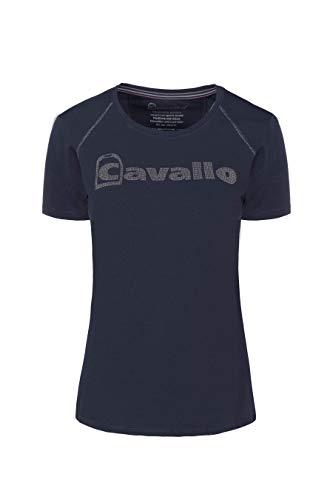 Cavallo Damen T-Shirt Anissa darkblue 38