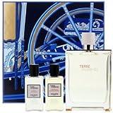 Hermes Terre d'Hermes Eau TRES Fraiche–Eau de Toilette 125ml, gel douche Cheveux et Corps...