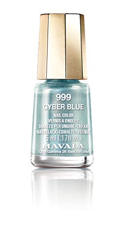 Mavala Mini Color Vernis à Ongles Crème 5 ml - 999 : Cyber Blue