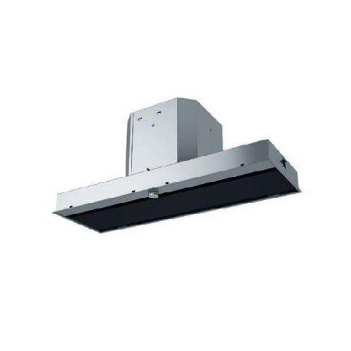 Franke FMY 608 BI BK Dunstabzugshaube/Zwischenbauhaube / 56,0 cm/Dunstabzugszwischenbauhaube/LED-Beleuchtung/Edelstahl/schwarz