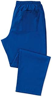 Unisex Smart Scrub Trousers for Healthcare NHS GP and Dental Practice. INS21