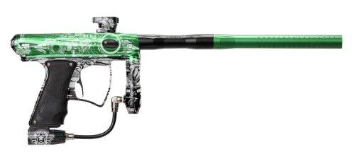 MacDev 2012 Drone DX Paintball Gun w/Militia 2.0 Laser Engraving -...