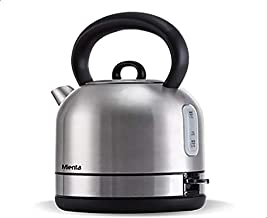 Mienta EK201020A Electric Kettle 1.7 Liter, 2150W - Silver