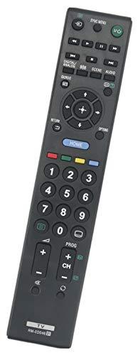 ALLIMITY RM-ED046 WS0015901 Afstandsbediening Vervangen voor Sony LCD Bravia TV KDL-46EX402 KDL-40HX800 KDL-46EX711 KDL-37EX500 KDL-40BX400 KDL-37EX500E KDL-40EX402 KDL-40EX710 KDL-40EX500