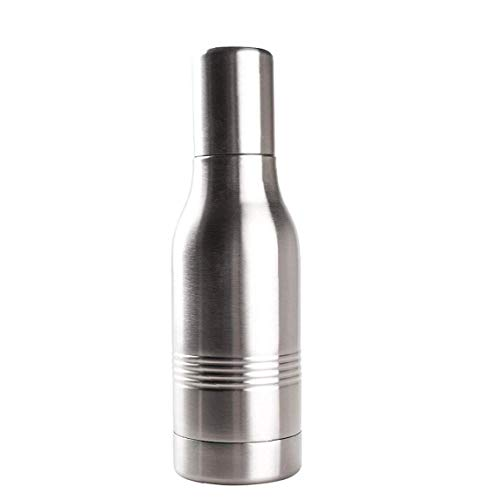 Stainless Steel Beer Bottle Sleeves Metal Bottle Insulated Holder and Insulator to Keep Drinks Colder, Longer for Outdoor, Camping, BBQ, Fishing 12oz - Random Color Home Kitchen