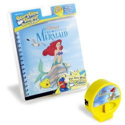"""""""Storytime Theater: The Little Mermaid - for Projectors that use 4.5"""" cartridges"""""""