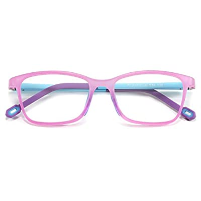 MARIDA Kids Blue light Glasses, Square Flexible...