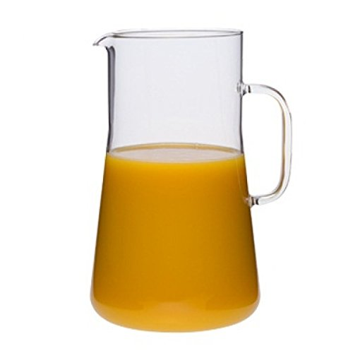 Juice Jug / Ice Teekanne aus Borosilikatglas, 2,5 l